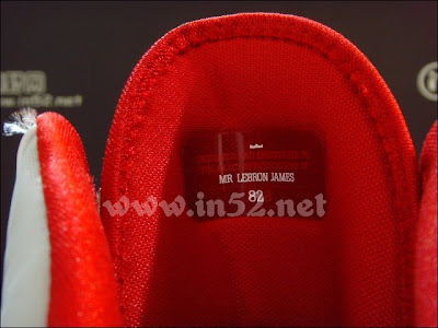 nike air max lebron 8 v2 white black red 2 08 Nike LeBron 8 V/2 Flywire   White/Grey/Varsity Red   New Photos