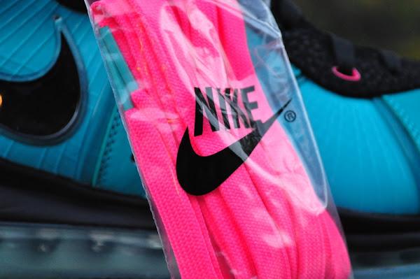 Detailed Look at PreHeatSouth Beach Nike Air Max LeBron 8