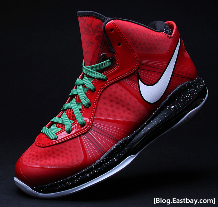 lebron 8 christmas. nike air max lebron 8 v2 christmas day special 8211 december 25th lebron