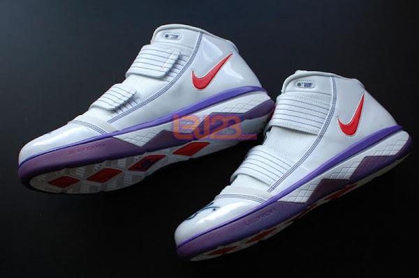 Nike Zoom Soldier III Diana Taurasi Phoenix Mercury PE