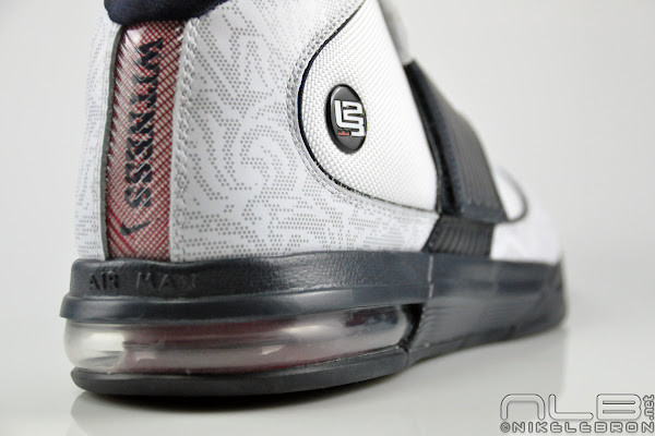 A Farewell to LBJ23 Zoom Soldier IV USA Basketball Showcase
