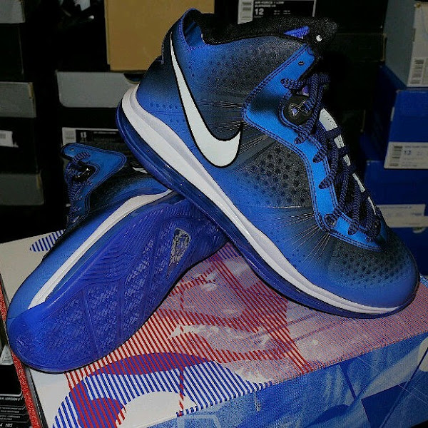 Nike LeBron 8 V2 AllStar 8220Los Angeles8221 Special Packaging