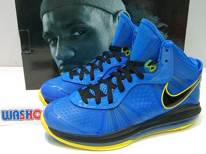 ... Nike Air Max LeBron 8 V2 8220Entourage8221 Available Early in Taiwan ...