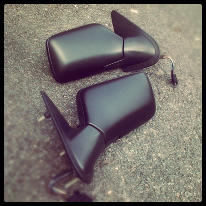 Wing mirrors 3