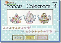 Teapots Collection 1