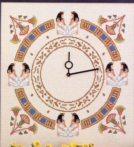 Esquemas Relojes en punto de cruz | Punto de cruz