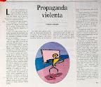 propaganda violenta
