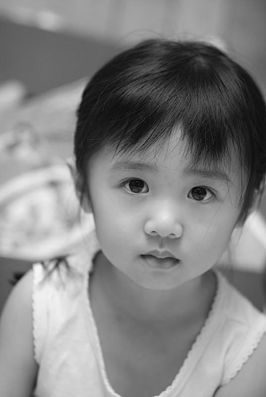 三歲半的女兒終於有個妹妹伴...