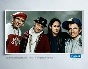europe1 pub politique