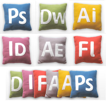 CreativeSuite Pillows