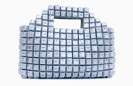 Creative Keyboard Bags