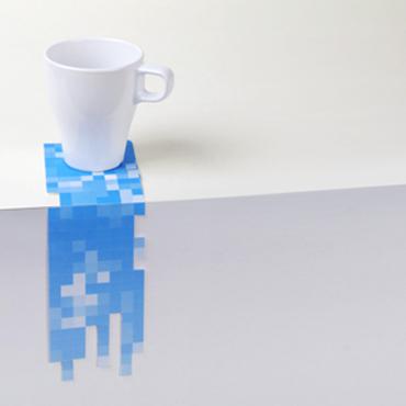 PIXEL杯墊