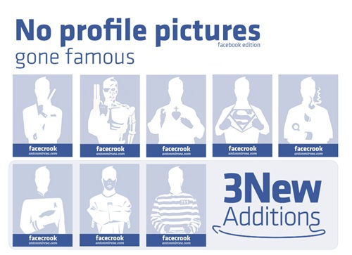 No profile pictures