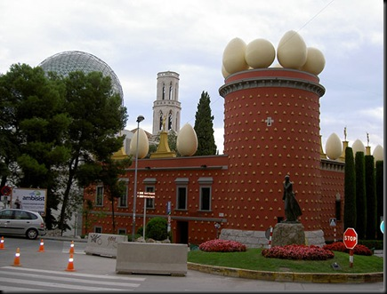The Torre Galatea Figueras (Spain)