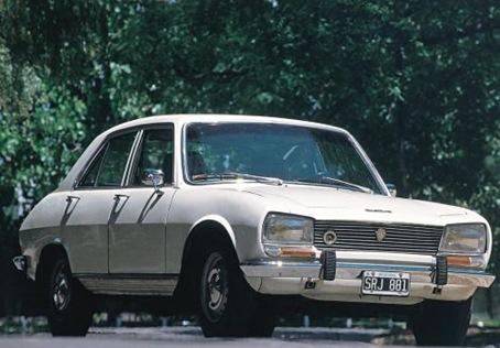 Peugeot 504(1968-2005)