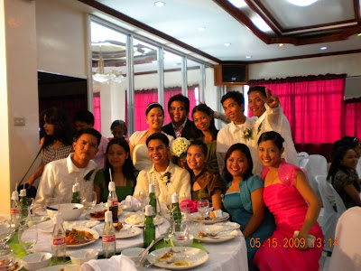 Bohol Reception Wedding