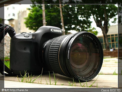 [攝影-敗物] Canon 7D+17-55mm+手腕帶