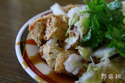 [台東-美食] 關山臭豆腐、肉圓