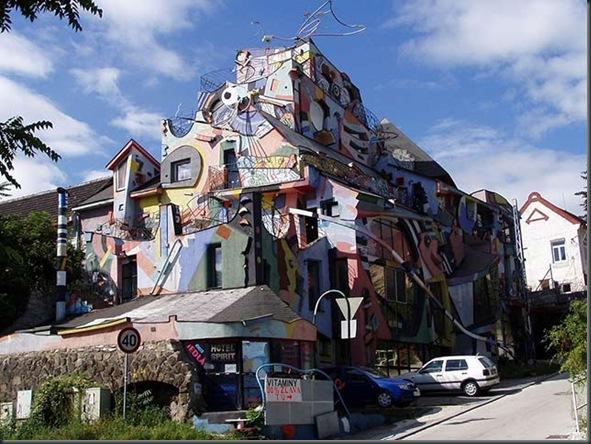 Crazy Hotel ( Bratislava , Slovakia)