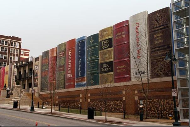 Kansas City Public Library ( Missouri, USA)