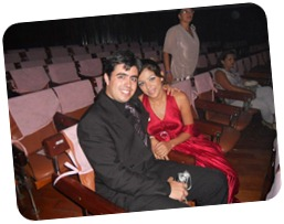 Rose e seu Marido Paulo Cesar
