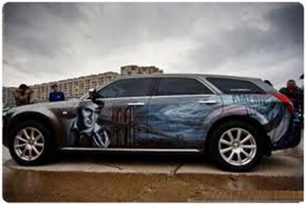 Grafite carros