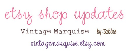 modele la marquise vintage  ROSE copie