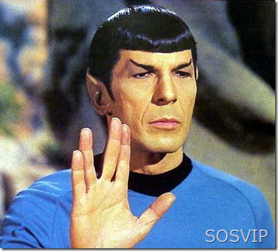 spock star treck