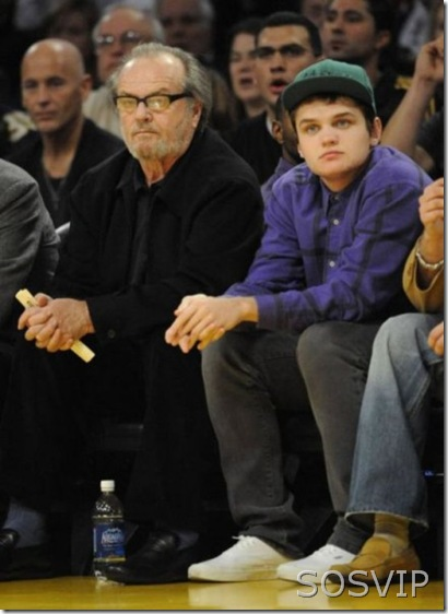 Jack Nicholson & Raymond