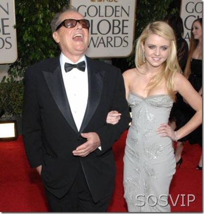Jack Nicholson& Lorraine