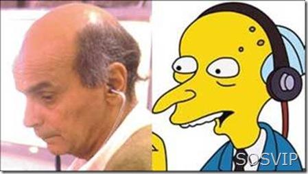 Dráuzio Varela x Sr. Burns