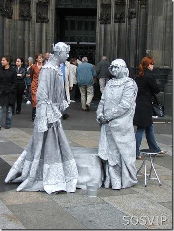 Esculturas Vivas (4)