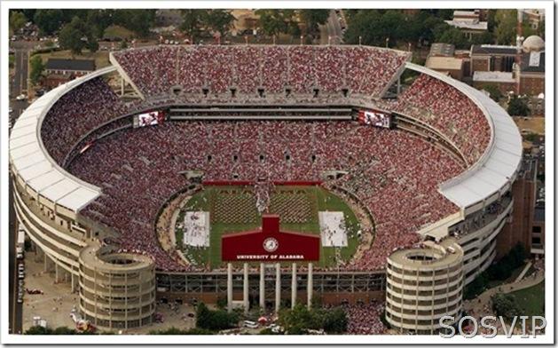 Bryant-Denny Stadium[4]
