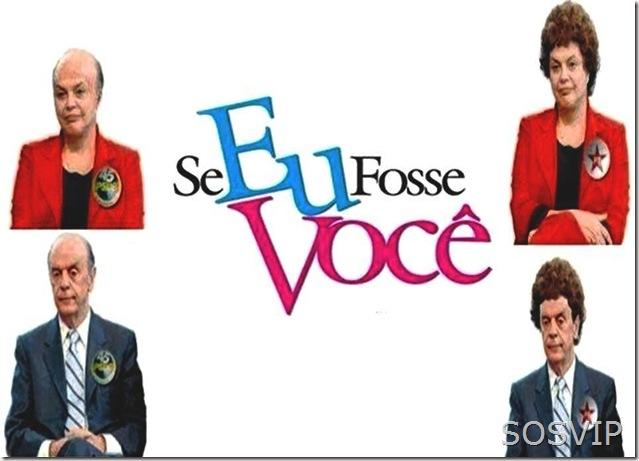 Dilma vs Serra