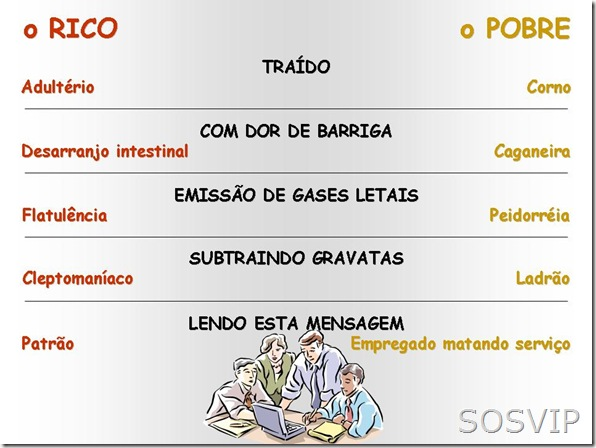 Ricos vs Pobres6