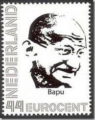 Gandhi NL Stamp