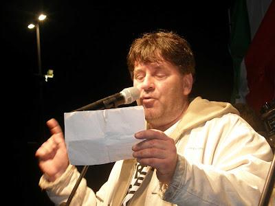 Tuntetes a sajtoszabadságért 2010 januar 14 Parlament beszamolo demonstracio