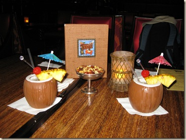 Travels With Jack The Tonga Room And Hurricane Bar