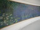 Monet's Water Lilies inside the Orangerie