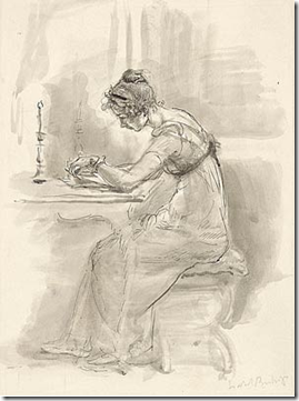 sketch_of_eliza_bennet