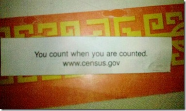 census cookie