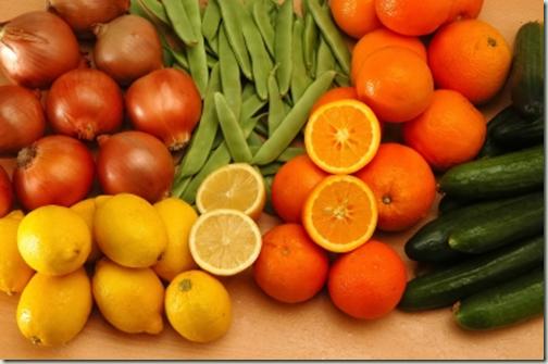 Сплошные витамины