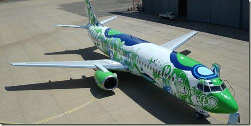 Jetsetter plane