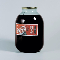 Кока-Кола в трехлитровой банке