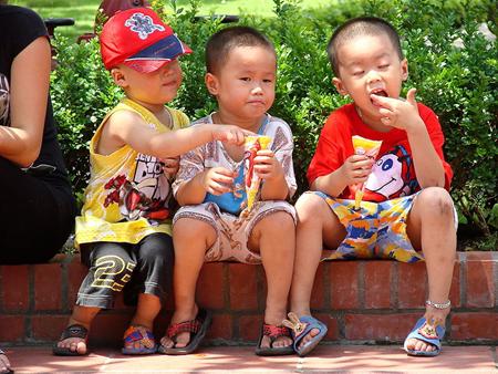 Маленькие вьетнамцы