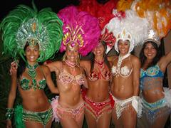 Samba-girls