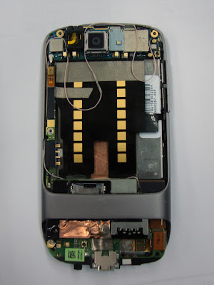 Google Nexus One power button replacement fix