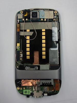 Google Nexus One power button replacement fix