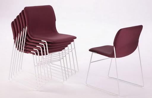 Gloria Chair Design from Naughtone