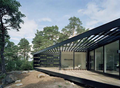 Sweden Archipelago House Design